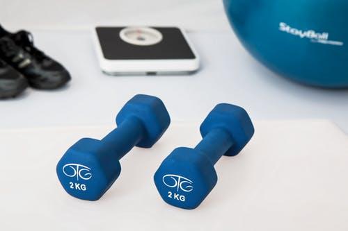 Gewichten-fitnessen